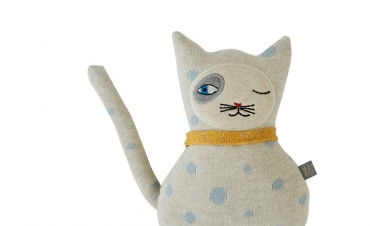 Baby Benny Cat Cushion