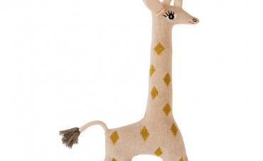 Baby Guggi Giraffe Cushion